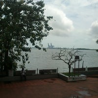 Photo taken at Marine Drive by Joseph A. on 7/10/2012