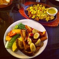 Photo taken at Karyn's Cooked by Brett R. on 4/28/2012