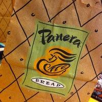 Photo taken at Panera Bread by Kate B. on 3/16/2012