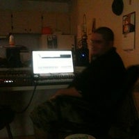 Photo taken at Captivated Studio (S.W S.A) by Facebook.com/djbuckheadpage on 4/8/2012