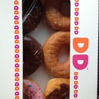 Photo taken at Dunkin' Donuts by Barbie G. on 2/26/2012