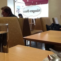 Photo taken at Häagen-Dazs by Catarina V. on 2/13/2012
