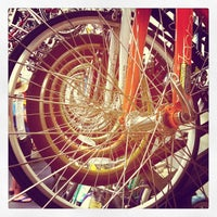 Photo taken at Holland's Bicycles by Roger W. on 6/30/2012