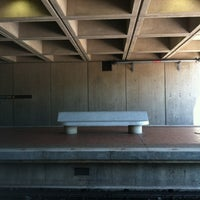 Photo taken at West Falls Church-VT/UVA Metro Station by Nathan H. on 7/2/2012