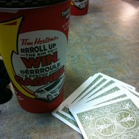 Photo taken at Tim Hortons by Francisco A. on 3/2/2012