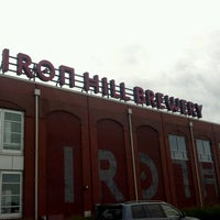Photo taken at Iron Hill Brewery & Restaurant by Kristina F. on 8/10/2012