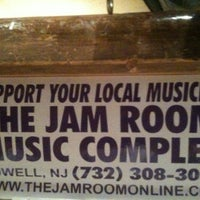 Photo taken at The Jam Room by Kriss K. on 3/15/2012