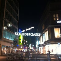 Photo taken at Neumarkt by Marat on 8/20/2012