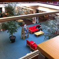 Photo taken at Oxford Central Library by Anastasia M. on 2/18/2012