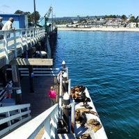 Photo taken at Santa Cruz Wharf by Eduardo O. on 9/11/2012