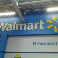 Photo taken at Walmart Supercenter by Danielle D. on 9/7/2012