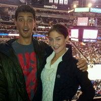 Photo taken at Wiser Whiskey Bar @ Pepsi Center by BigRyanPark on 2/9/2012