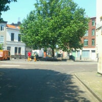 Photo taken at Markt van Berchem by Bjorn D. on 7/26/2012