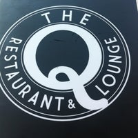 Photo taken at The Q Lounge by Tanya C. on 9/9/2012