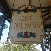 Photo taken at Café Orleans by Doc H. on 8/25/2012