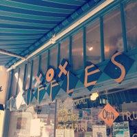 Photo taken at XOX Truffles by Ashley on 9/7/2012