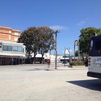 Photo taken at Santa Cruz Metro Station by Graciela S. on 4/15/2012