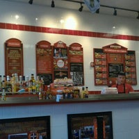 Photo taken at Firehouse Subs by Nicholas S. on 4/17/2012