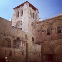 Photo taken at Church of the Holy Sepulchre by Bruno F. on 8/15/2012