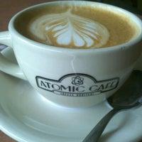 Photo taken at Atomic Café by Steve Q. on 3/4/2012