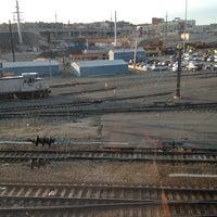 Photo taken at Sunnyside Yard by VShawn on 3/24/2012