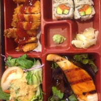 Photo taken at Wasabi Japanese Noodle House by Melo H. on 6/28/2012