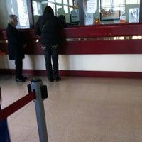 Photo taken at BancoEstado by Freddy V. on 7/12/2012