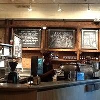 Photo taken at Think Coffee by Miji K. on 8/11/2012