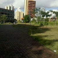 Photo taken at Praça José Maria Homem de Montes by Matheus M. on 5/17/2012