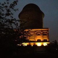 Photo taken at Hamilton Mausoleum by George S. on 9/3/2012