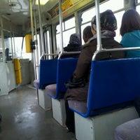 Photo taken at Tram 24 Silsburg <> Schoonselhof by Dries H. on 6/4/2012