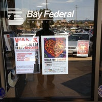 Photo taken at Bay Federal Credit Union by Lee Allan S. on 4/7/2012