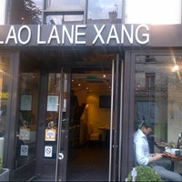 Photo taken at Lao Lane Xang by Davy H. on 9/3/2012