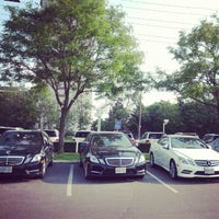 Photo taken at Mercedes-Benz Thornhill by Albert D. on 8/31/2012