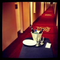Photo taken at Cleveland Airport Marriott by Joseph B. on 5/17/2012