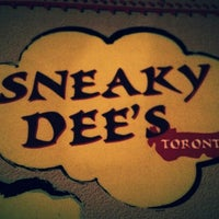 Photo taken at Sneaky Dee's by Jennifer D. on 2/20/2012