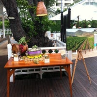 Photo taken at Centara Grand Beach Resort & Villas Hua Hin by Wit T. on 7/18/2012