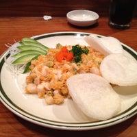 Photo taken at Sushi 'n Thai by Gustavo T. on 2/18/2012