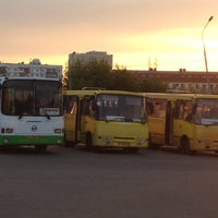 Снимок сделан в Автостанция «Партизанская» пользователем Валерия 7/5/2012