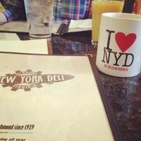 Photo taken at New York Deli by lauren b. on 4/14/2012