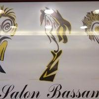 Photo taken at Salon Bassam by Bilal A. on 3/29/2012