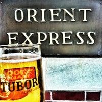 6/30/2012 tarihinde Mustafaziyaretçi tarafından Orient Express Restaurant'de çekilen fotoğraf