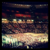 Photo taken at Frank Erwin Center (ERC) by Shannon H. on 5/18/2012