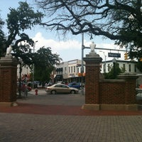 Photo taken at Toomer's Corner by Tracy L. on 6/15/2012