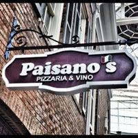 Photo taken at Paisano's Pizzaria & Vino by Randy B. on 8/11/2012