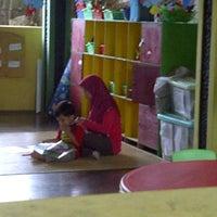 Photo taken at Sekolah Citra Alam Ciganjur by Erni on 3/14/2012