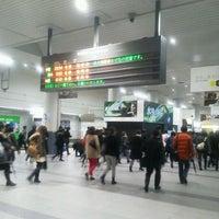 Photo taken at Inokashira Line Shibuya Station (IN01) by DJ O. on 3/23/2012