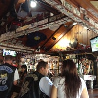 Photo taken at Henflings Tavern by Esther D. on 8/11/2012