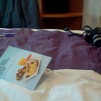 Photo taken at Premier Inn London Leicester Square by Rodolpho P. on 5/21/2012