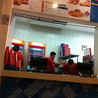 Photo taken at Domino's Pizza by Eduardo F. on 2/19/2012